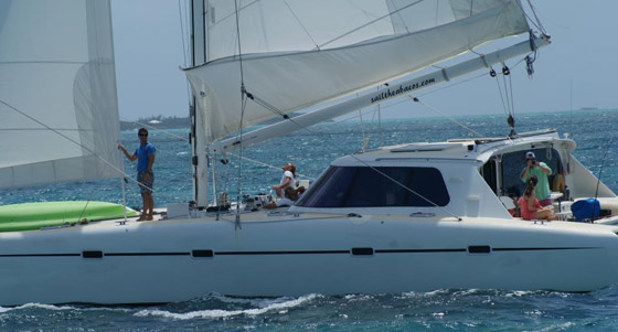 Sail the Abacos